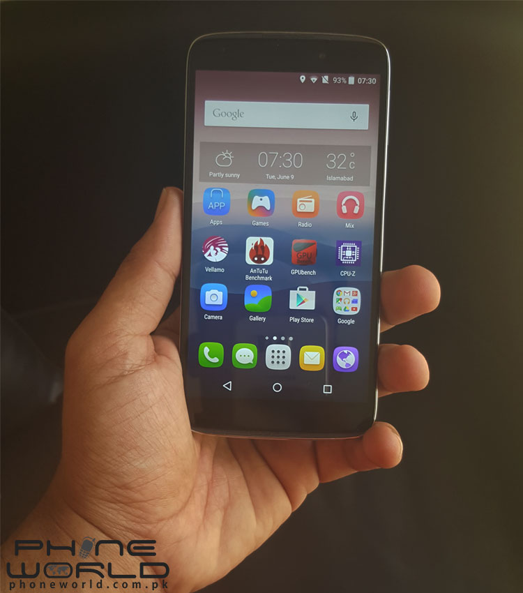 Alcatel One Touch Idol 3 Review - PhoneWorld