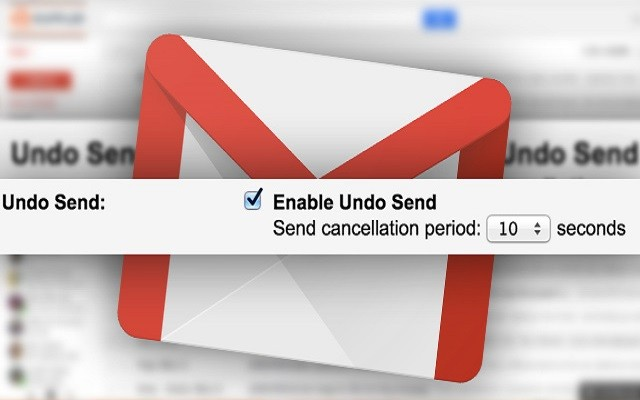 Gmail Launches 'Undo Send' Feature for Emails