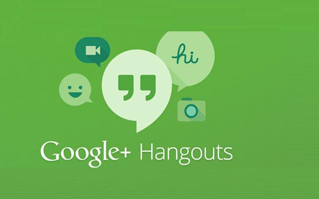 Google Hangouts Updates for iOS