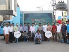Kamyu Karavan Completed its Journey in Pakistan