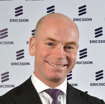 Ericsson Announced New Head of Customer Unit For GCC and Pakistan
