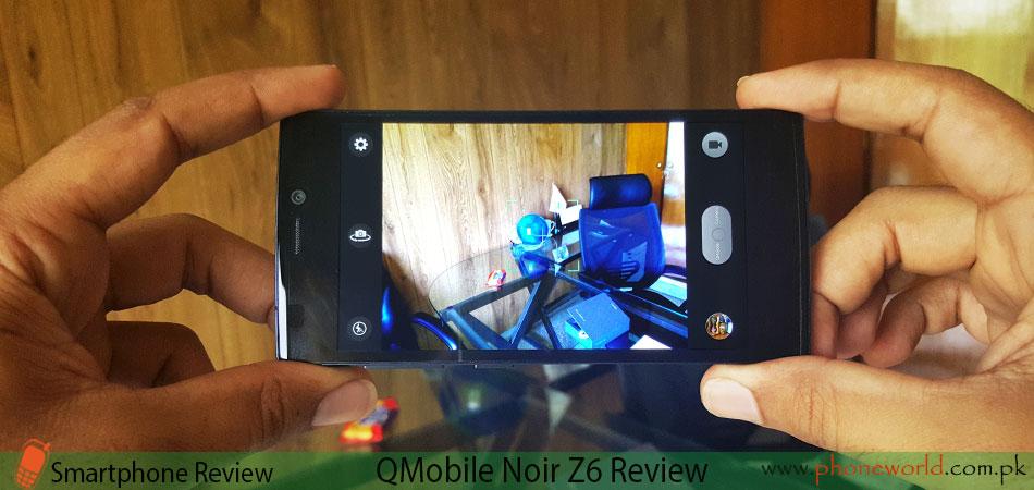 QMobile Noir Z6 Review