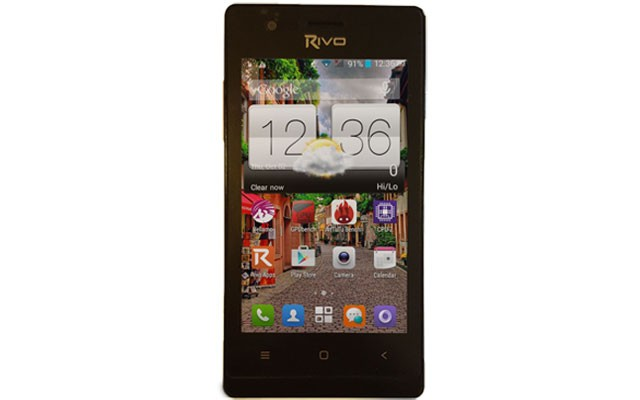RIVO Rhythm RX40 Specifications
