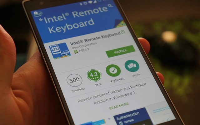 Remote Control Your PC with Smartphone or Tablet
