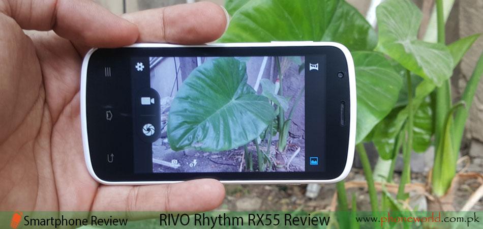 RIVO Rhythm RX55 Review