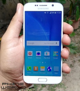 What makes Samsung Galaxy S6 to be the best throughout