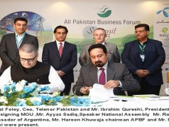 APBF and Telenor Pledge Cohesive Efforts to Enrich National Economy