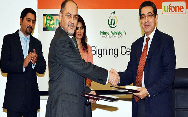 Ufone and NBP Join Hands to Create National Payment System