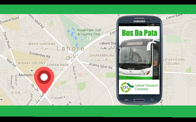"TPL Trakker and Lahore Transport launch ""Bus Da Pata"" – A Route Planning Application"
