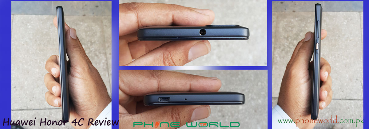 Huawei Honor 4C Review