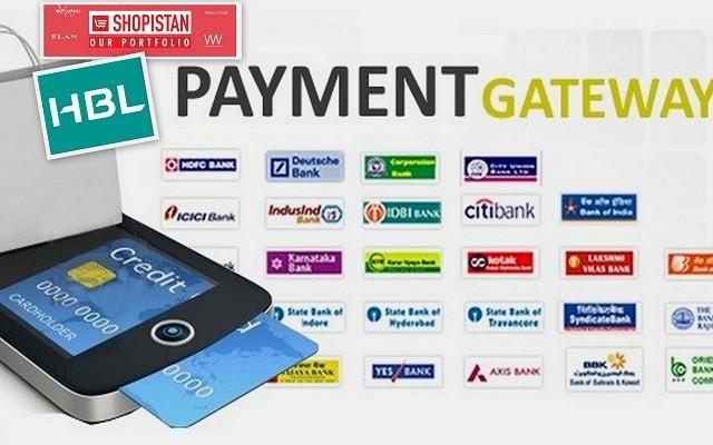 HBL offers Online Payment Gateway