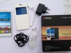 QMobile M300 Comes with 5000mAH Marathon Battery