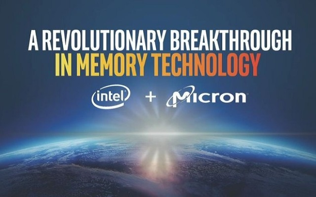 Breakthrough Memory Technology by Intel and Micron