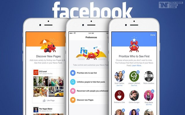 Customize What You See in News Feed