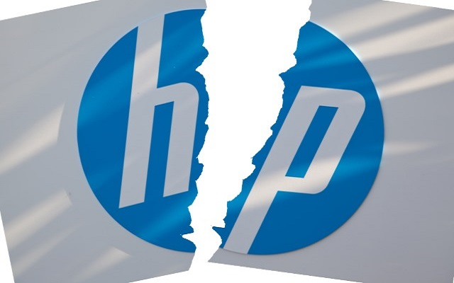 Hewlett-Packard Files to Split in Two