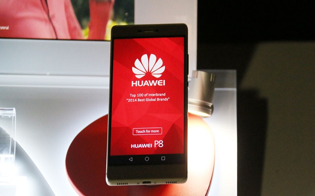 Huawei P8 Made Maximum Sale Records in Pakistan