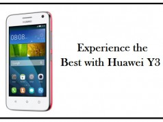 Huawei Y3-A Splendid Entry-level Smartphone
