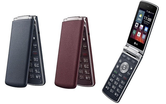LG Brings Back The Flip Phone, Introduces Android-Powered Version