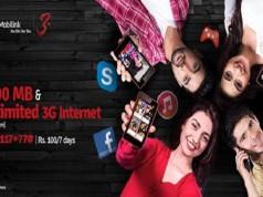 Mobilink Brings 3G Super Weekly Offer