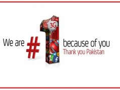 Mobilink Thanks Pakistan For Making it No. 1 Network
