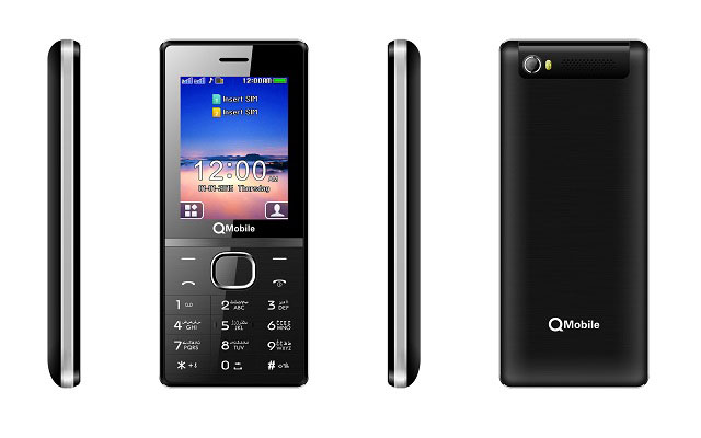 QMobile to Introduce Sleek and Beautiful Big Battery Phone M250