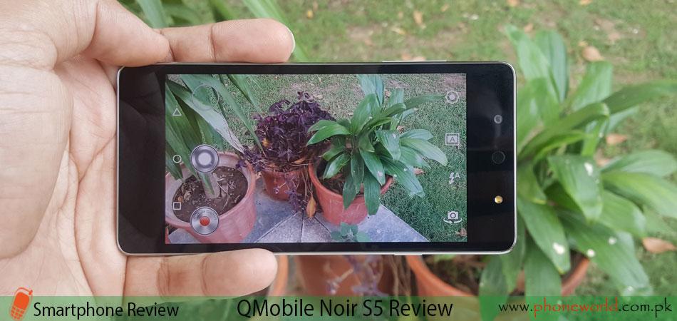 QMobile Noir S5 Review