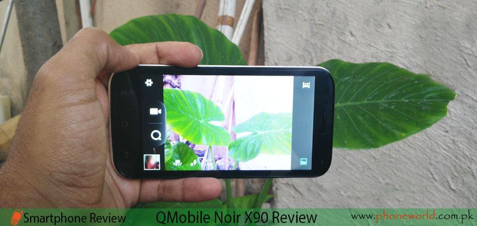 QMobile Noir X90 Review