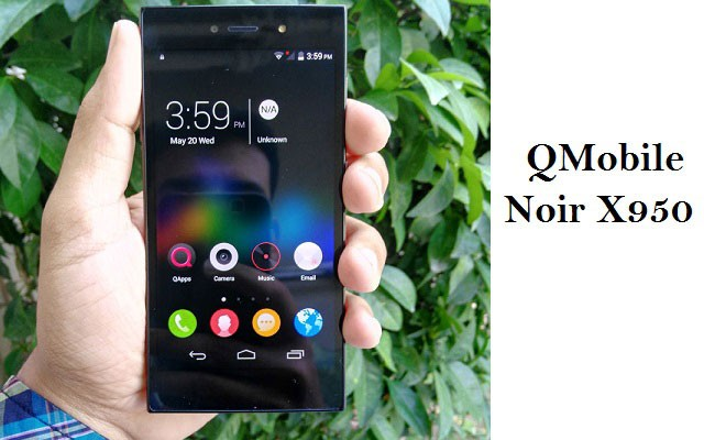 QMobile Introduces Another Irresistible Smartphone Noir X950