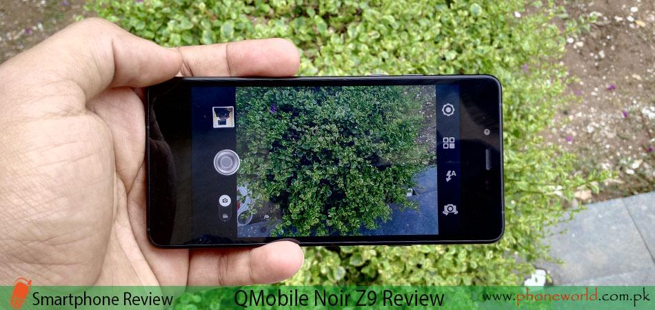 QMobile Noir Z9 Review