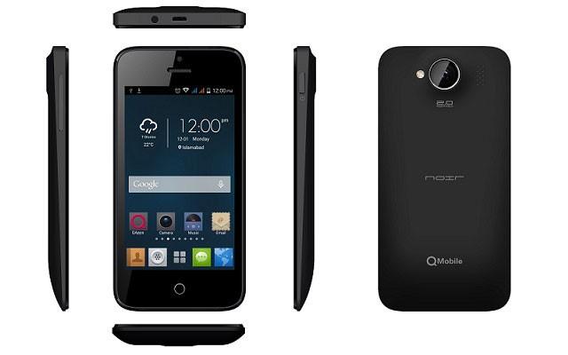 QMobile to Introduce Stylish Smartphone Noir X14
