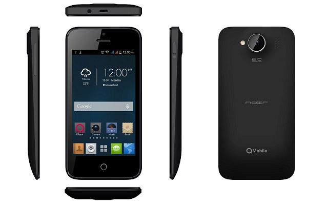 QMobile to Introduce Stylish Smartphone Noir X14