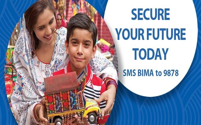 Warid Brings BIMA Insurance Plan to Make your Future Secure