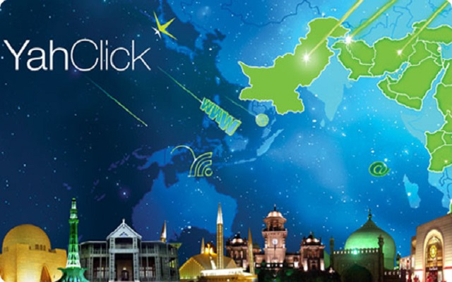 YahClick Officially Launched its Satellite Broadband Services in Pakistan