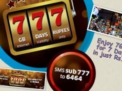 Zong Launches 777 Promotional Package