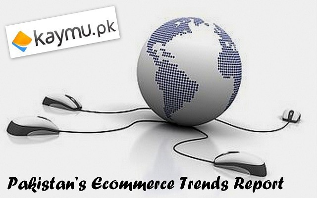 Kaymu.pk Releases Pakistan's E-commerce Trends Report
