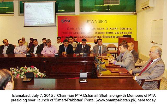 PTA Launches Smart Pakistan Portal, Industry Professionals Appreciated the Effort