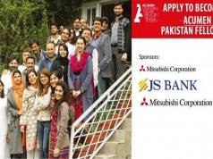 Acumen Offers Pakistan Fellows Program for Emerging Leaders