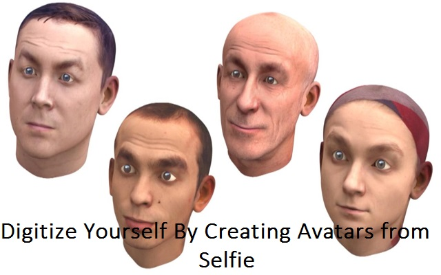 Create Your Digital Body With Some Selfies