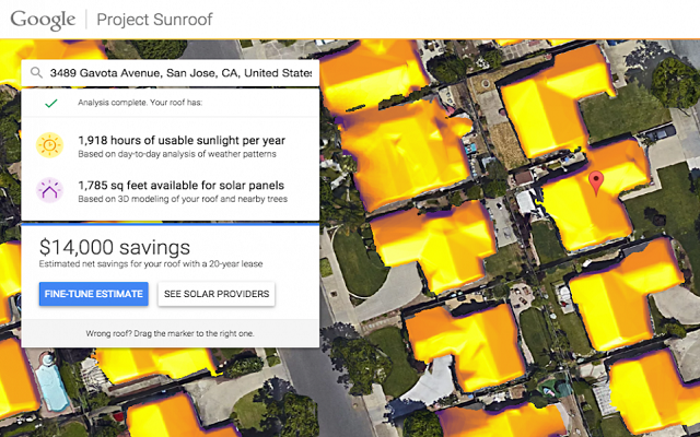 Google your House With Project Sunroof to See if you should go solar