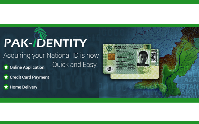 HBL Present Online Payment Procedure to Pay for NADRA ID Cards