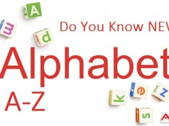 If G is for Google,Do You Know What A-Z in Alphabets Mean ?