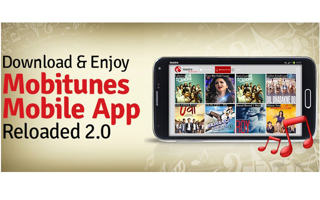Mobilink Releases Mobitunes Mobile Application Version 2.0