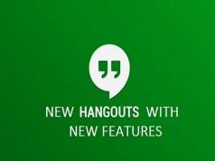 New look for Hangouts with Improved Features