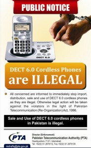 PTA Announced Legal Action Against DECT 6.