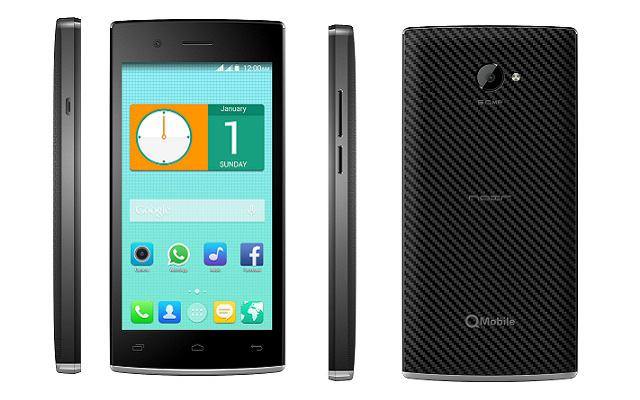 QMobile Noir i4 Now Available in Market at Rs 7250 only
