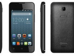 QMobile Presents New Model Bolt T250 Only at Rs 5950