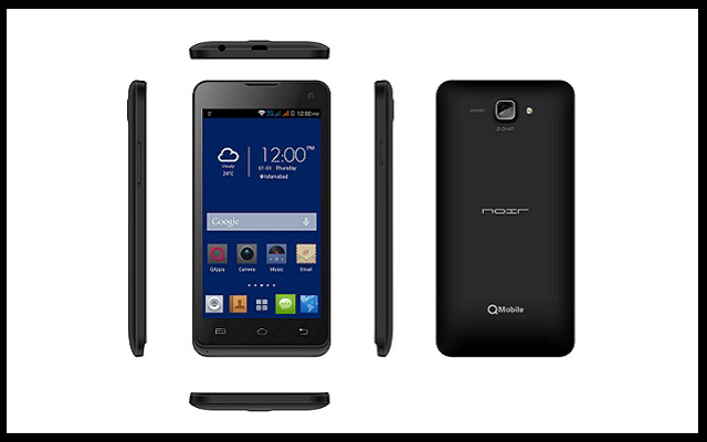 QMobile Introduces Noir X40 at Reasonable Price of Rs6990