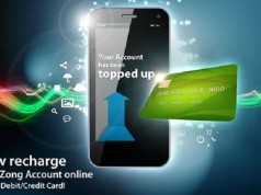 Zong Introduces Online Recharge with Debit or Credit Card