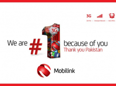Mobilink Expands its 3G Network to Over 200 Cities