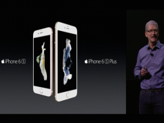 Apple Launches iPhone 6s, iPhone 6s Plus and iPad Pro